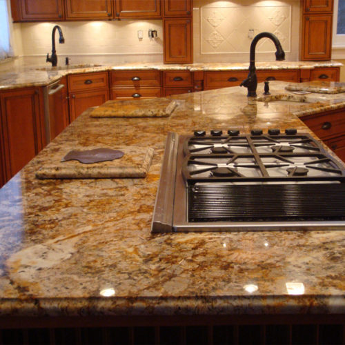 Countertops progressive dimensions countertops cabinets for Granite countertop width