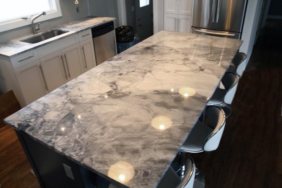 Progressive Dimensions Marble-Countertop